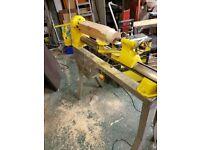 myford woodworking lathe