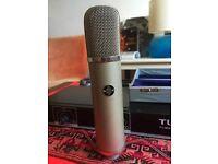 Microphone Neumann UM57 tube vintage mic. Really great sound!