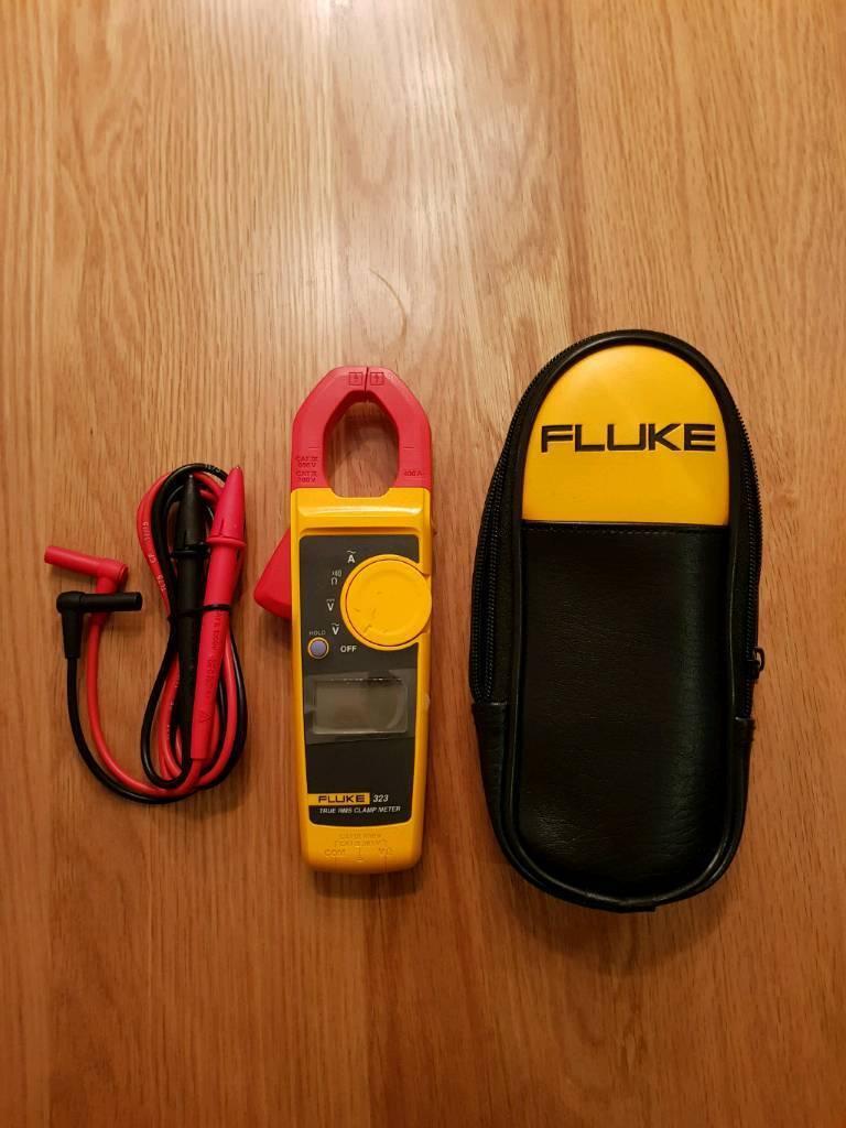 Fluke 323 New