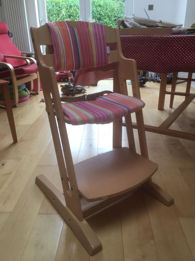 Highchair cushions - BabyDan SOLD