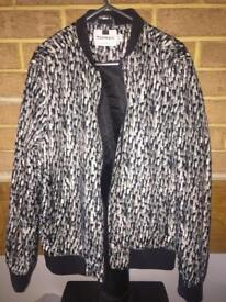 Topman patterned jacket (S)