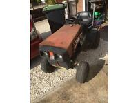 Westfeild 11hp mower racing mower