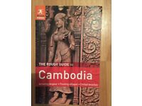 Rough Planet / Lonely Planet Travel Guides - Bali /Lombok / Cambodia / Photography / London / Coffee