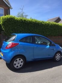 Ford KA 2015 1.2 Edge very low (5.5K) Miles in Excellent condition under Warranty