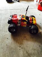rwmote control car