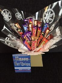 SWEET AND CHOC BOUQUETS PERFECT 'thank you' gifts
