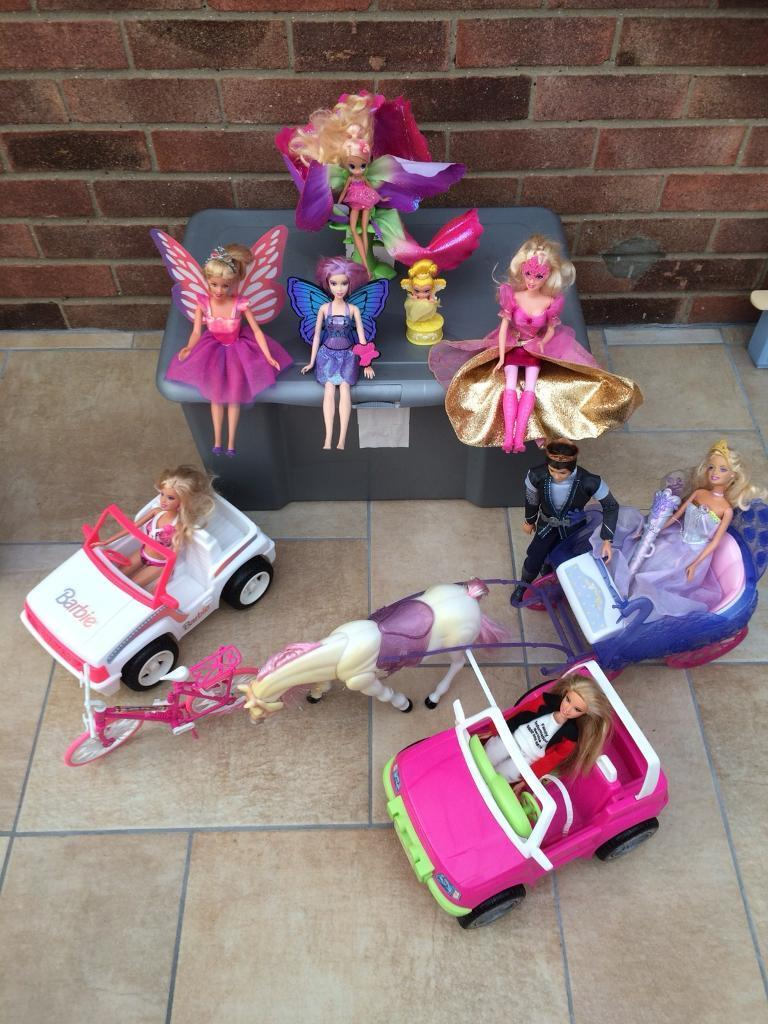 Barbie Dolls Furniture Accessories In Colchester Essex Gumtree
