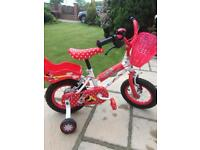 Mini Mouse Bike