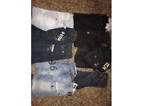 Job lot g star jeans