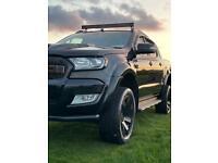 Ford ranger wild track