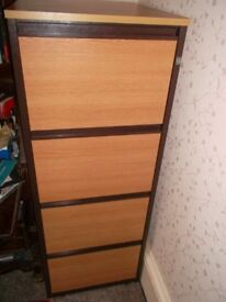 Office Filing Cabinets(2)