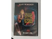 Blood Theater RARE HORROR DVD