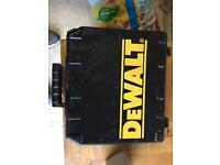 Dewalt drill box