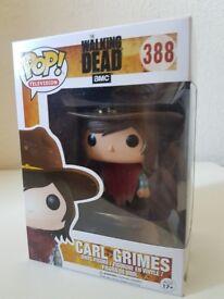 The Walking Dead - Pop Carl