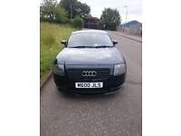 Audi TT sale or swap