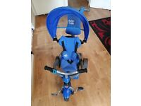 Baby trike 3 in 1