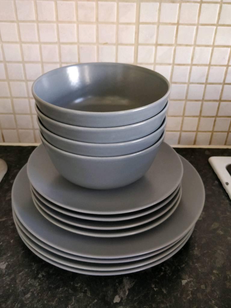 Plates And Bowls Ikea Set