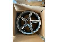 MERCEDES C Class W205 Amg 18inch Alloy Wheels- A20540011200 X2