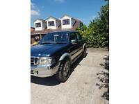 Ford ranger 4x4 turbo diesel