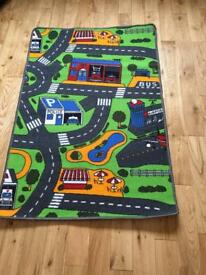 Child's play mat