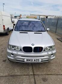 BMW X5 3d 2002