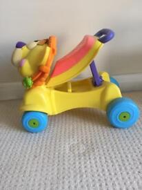 Lion walker/ride on