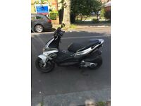 Gilera Runner ST 2014*August*Great Runner