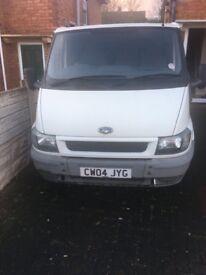 Ford Transit, Brilliant & Reliable Van. Long MOT, Excellent condition.