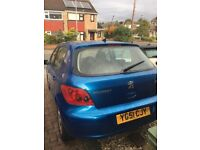 Peugeot 307 11 months test just had service cambelt and clutch