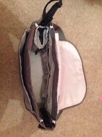 Grey changing bag £15