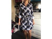 Quiz wrap dress