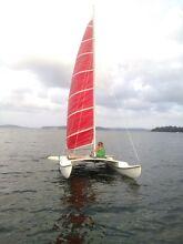 Catamaran Maricat 14ft Morisset Lake Macquarie Area Preview