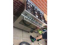 Delonghi range cooker **BARGAIN**