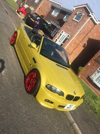 BMW M3 Convertible SMG 3.2 2003 Mint condition, Comes with M3 private plate