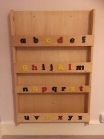 Booktidy bookcase.