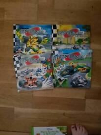 New car books children's