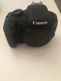 cee773c8047 Canon Eos 1200D + 18-55m lense - very good state, perfect for Travelling