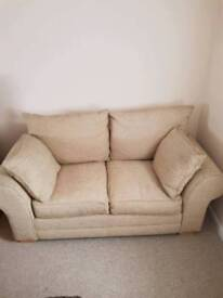 ** 2 SEAT SOFA IN GOOD CONDITION **