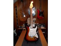 Squire Strat Guitar - VGC *REDUCED PRICE* £75 ono