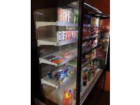polar multideck display fridge GH269
