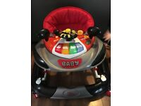 RACE CAR BABY WALKER