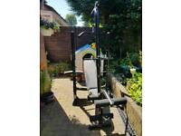 price reduction need rid !!!!!Home Gym Domyos great condtion