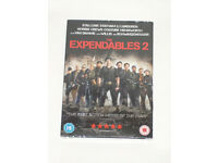 DVD FILM THE EXPENDABLES 2 THE BEST ACTION MOVIE OF THE YEAR 5* RATED STATHAM LI
