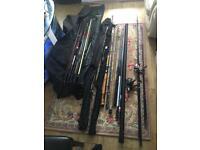 Fishing rodss