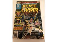 Alice Cooper magazine