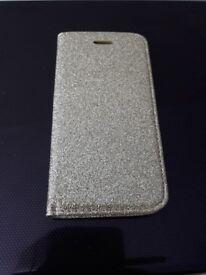 brand new, lovely smooth glitter i phone 6 case cover.