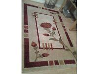 Good quality floor rug