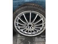 """Alloy wheels 18"""""""
