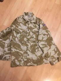 Army surplus - Lightweight desert jacket