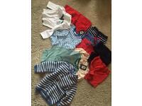John Lewis baby boys clothes